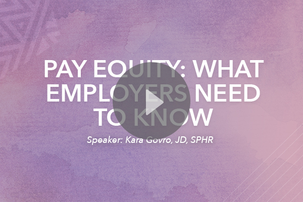 pay equity copy
